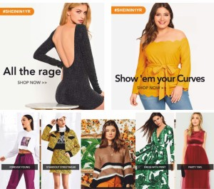 shein.in affordable fashion store