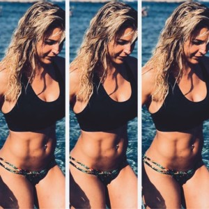 Gemma Atkinson shows her awe-inspiring physique on social media - 1