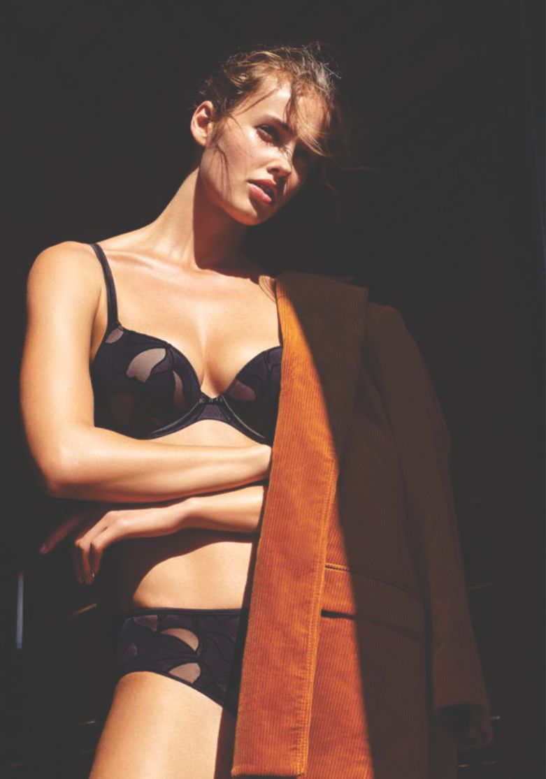 scandinavian design meets power lingerie