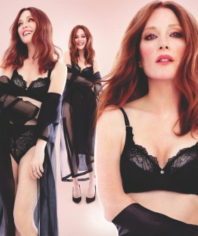 Julianne Moore Launches New Florale by Triumph Collection in Tokyo!- 1