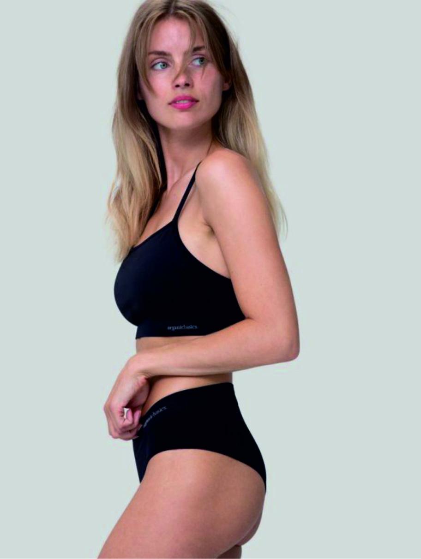 The concept of organic underwear