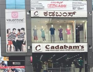 Store review - Cadabam - 1