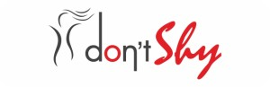 Dont Shy logo