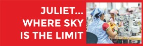 juliet where sky is the limit