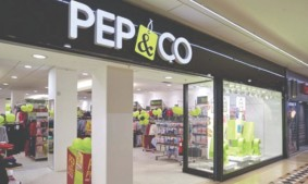 pep&Co lingerie store