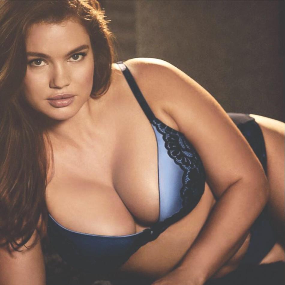torrid and tara lynn link for plus size lingerie