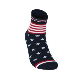 Supersox US flag socks