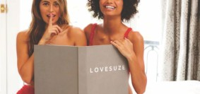 Former Victoria's Secret executive launches own lingerie line…LoveSuze - 1