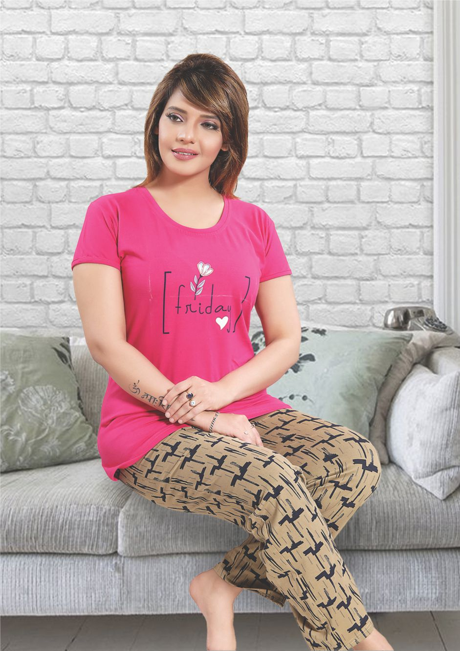 Roopak Nightwear and Sleepwear