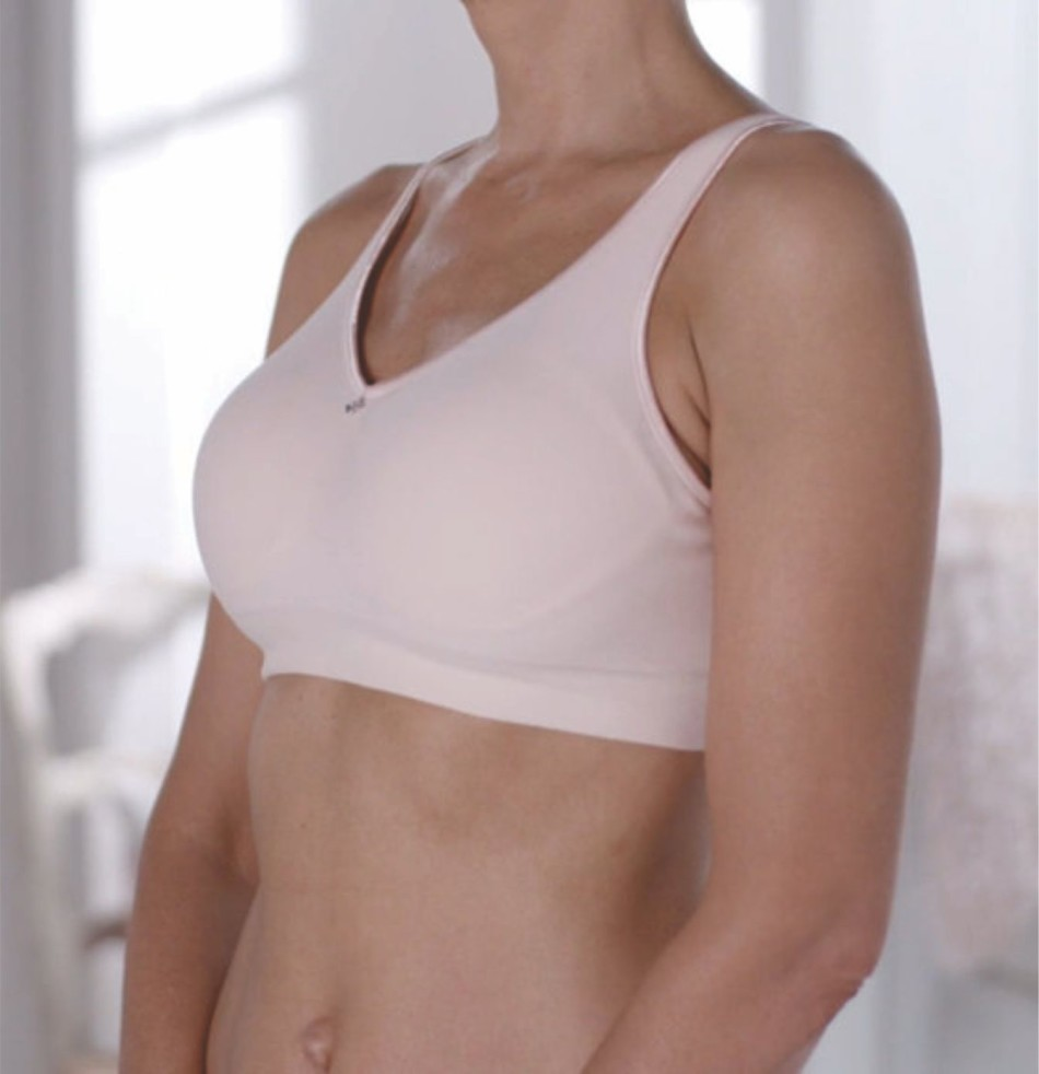 Back to popular,comfort conour non wire bra