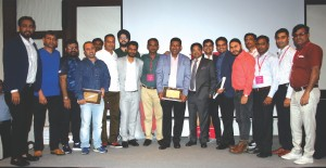 A fun and informative Distributor's Meet by Floret -4