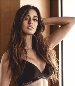 LACY TALES - Disha Patani stuns all in a black two-piece number - 2