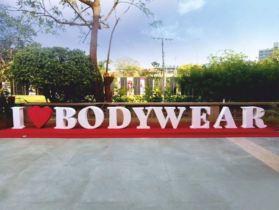 '' I love bodywear ''