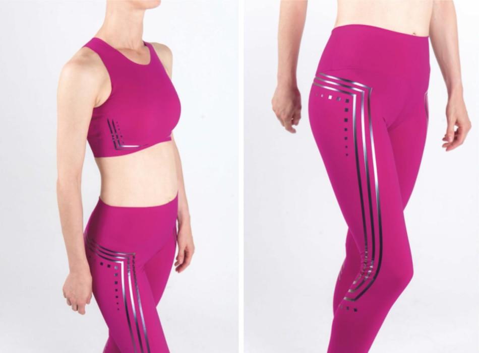 Eurojersey and Framis Italia unveil seamless sportswear - 2