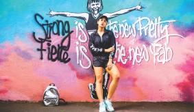 Fitness brand associates with a celebrity - Puma