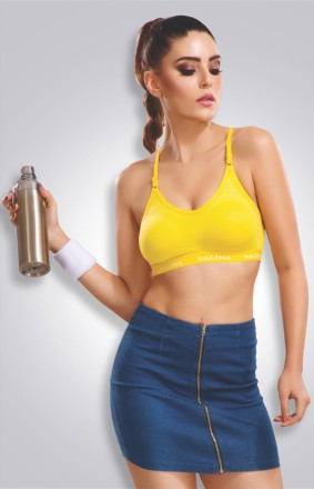 Make your workouts fun with a new sports bra - Nagina