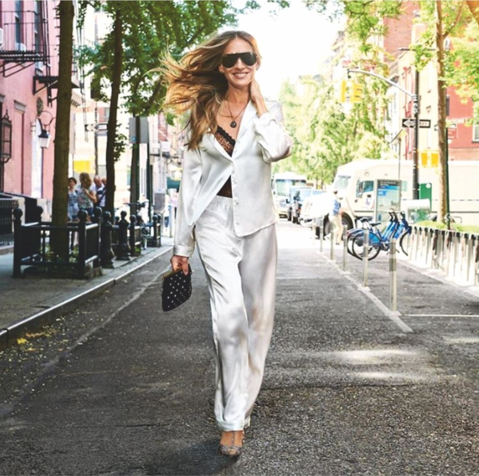 Sarah Jessica Parker looks gorgeous in new Intimissimi campaign