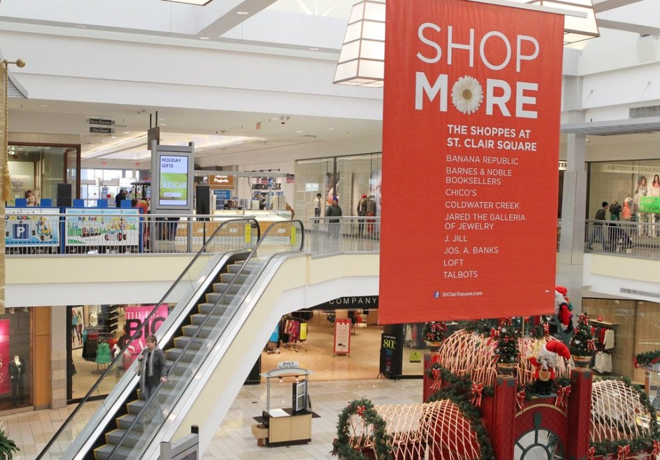 St Claire Square Fairview Heights To Get A New Aerie Store