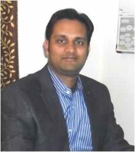 Mr Abhishek Gupta.