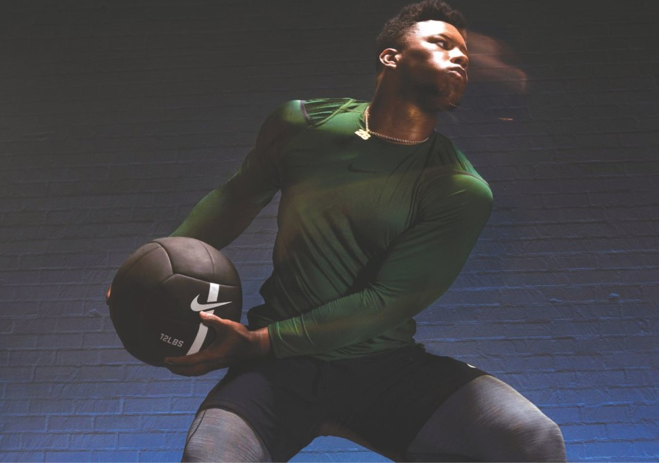 Nike launches its new Nike Pro Collection with AeroAdapt technology - 1