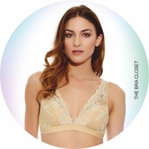 Soft Cup Lace Bralettes