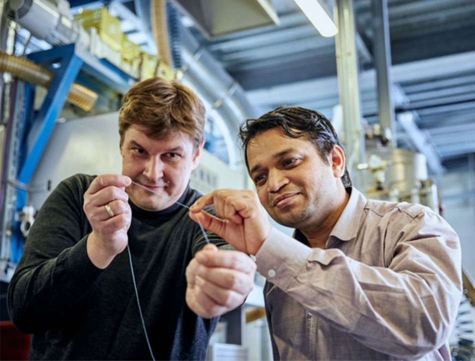 Covestro collaborates with RWTH Aschen Universit to develop CO2 based elastic fibres - 1