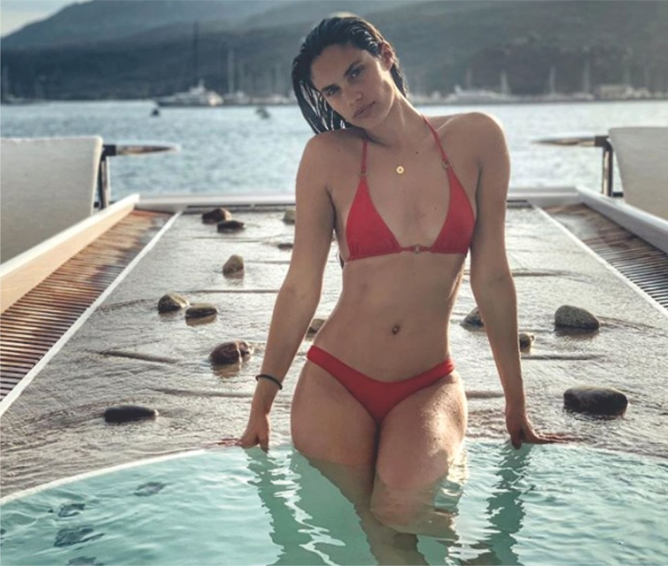 Victoria's Secret Angel Sara Sampaio rocked sultry bikinis while holidaying in Italy - 1