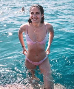 Victoria's Secret Angel Sara Sampaio rocked sultry bikinis while holidaying in Italy - 2