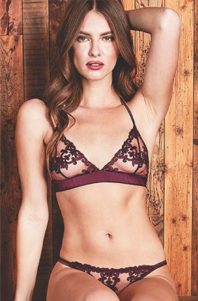 Fleur of England's Bordeaux collection exudes elegance and panache - 2