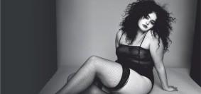Barbie Ferreira floored her fans as she posed in a sheer bodysuit