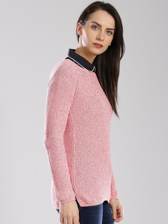 Tommy Hilfiger Women Sweater Pink