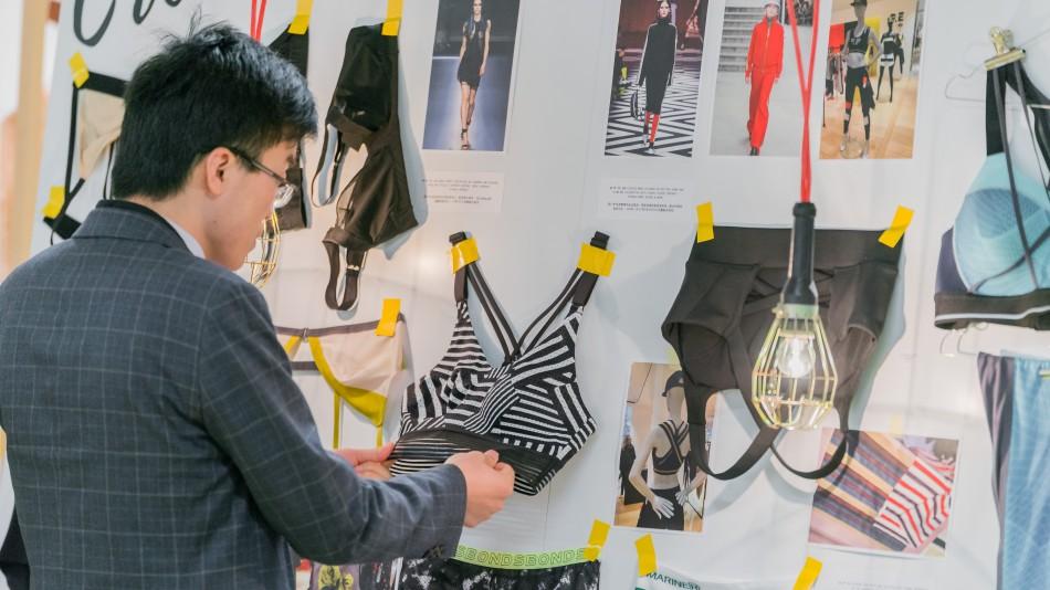 Interfiliere hong kong Tradeshow