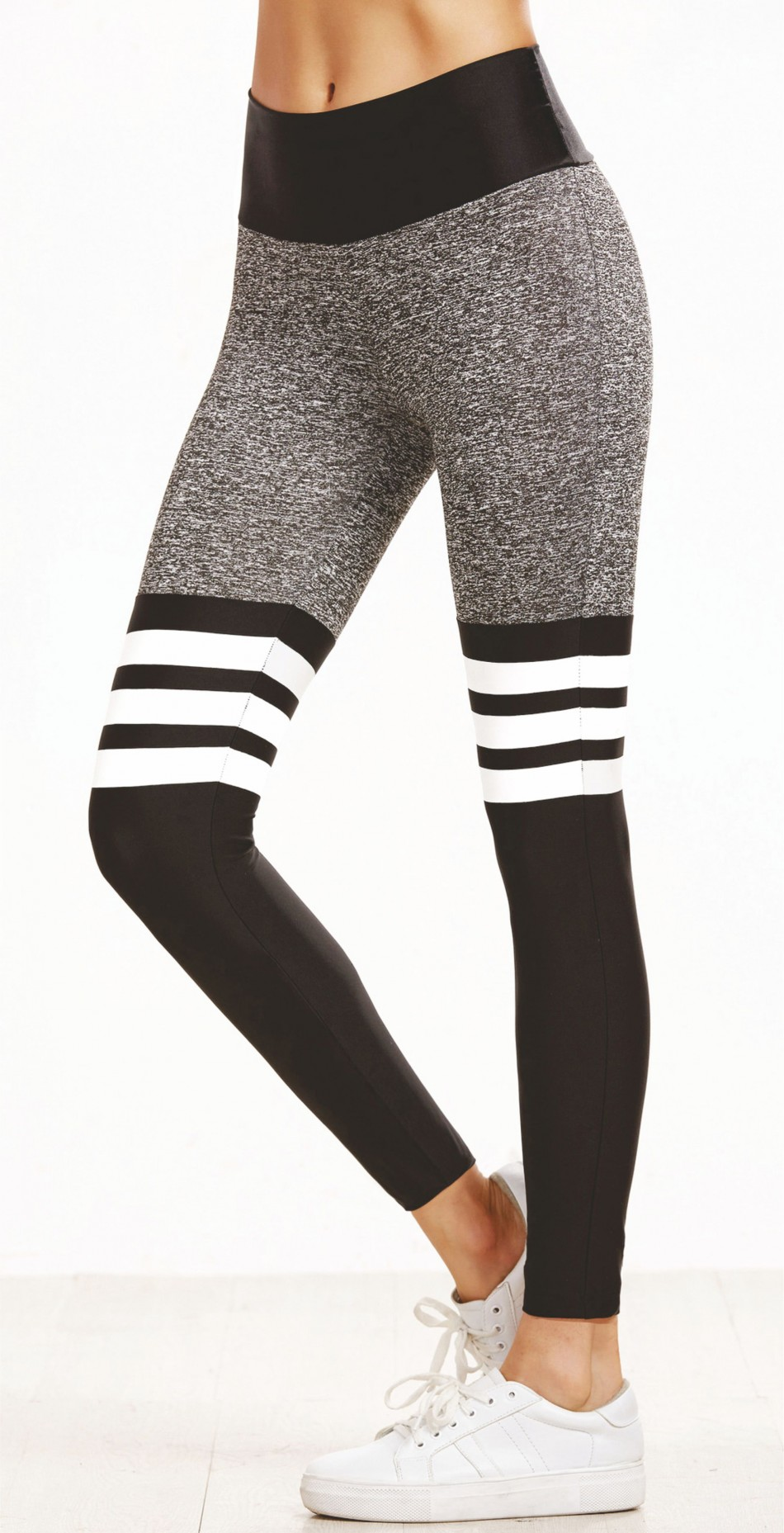 Fabuler.in leggings grey black