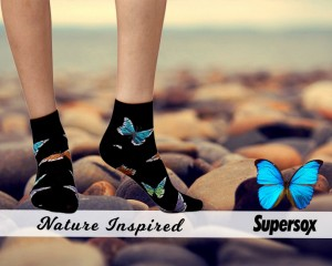 Butterfly Socks_Supersox_Nature_Inspired