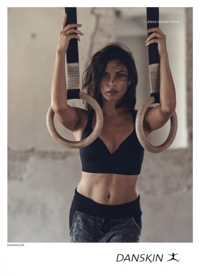 Jeena Dewan Tatum-Danskin_Ad _Campaign