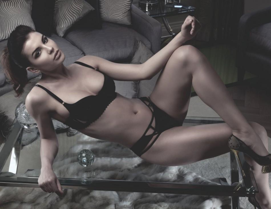 Nicole de carle_ special_lingerie_Collection