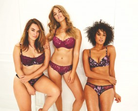 figleaves promote body confidence and celebrate reaal women with their new #ashapeforeveryshapecampaign