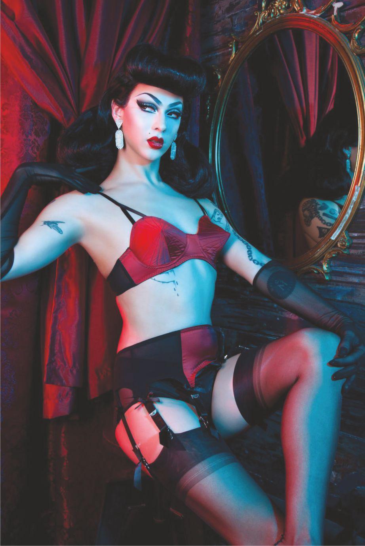 Violet Chachki first drag queen