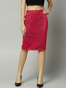 11477659415956-Marks--Spencer-Red-Lace-Pencil-Skirt-1351477659415719-1