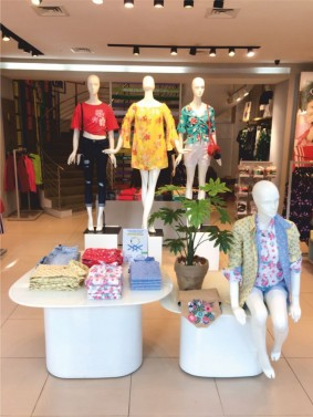 benetton store review