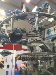 Pesafil automatic yarn weighing system to revolutionise socks sampling - 3
