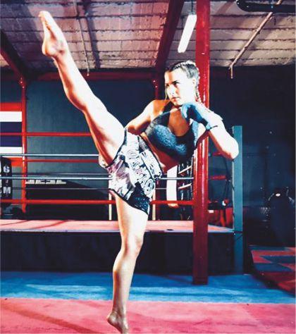gemma atkinson in sports wear|