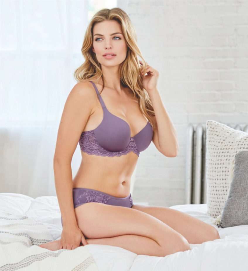 montelle intimates joins fights against breast cancer