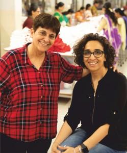 Lubeina Shahpurwala & Naazneen Katrak