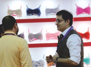 Bodywear Main Article - Cover Story - Mr Gautam Makhija MD - Sherry Lingerie