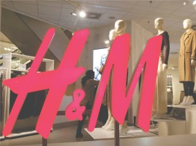 H&M Collaborates with jabong,myntra for online sales