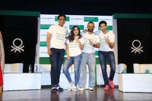 Sundeep Chugh, CEO & MD, Benetton India, Saif Ali Khan, Bhumi Pednekar &...