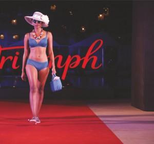 Triumph - Fashion show - 1