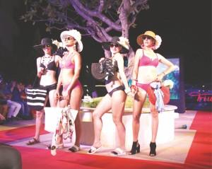 Triumph - Fashion show - 2